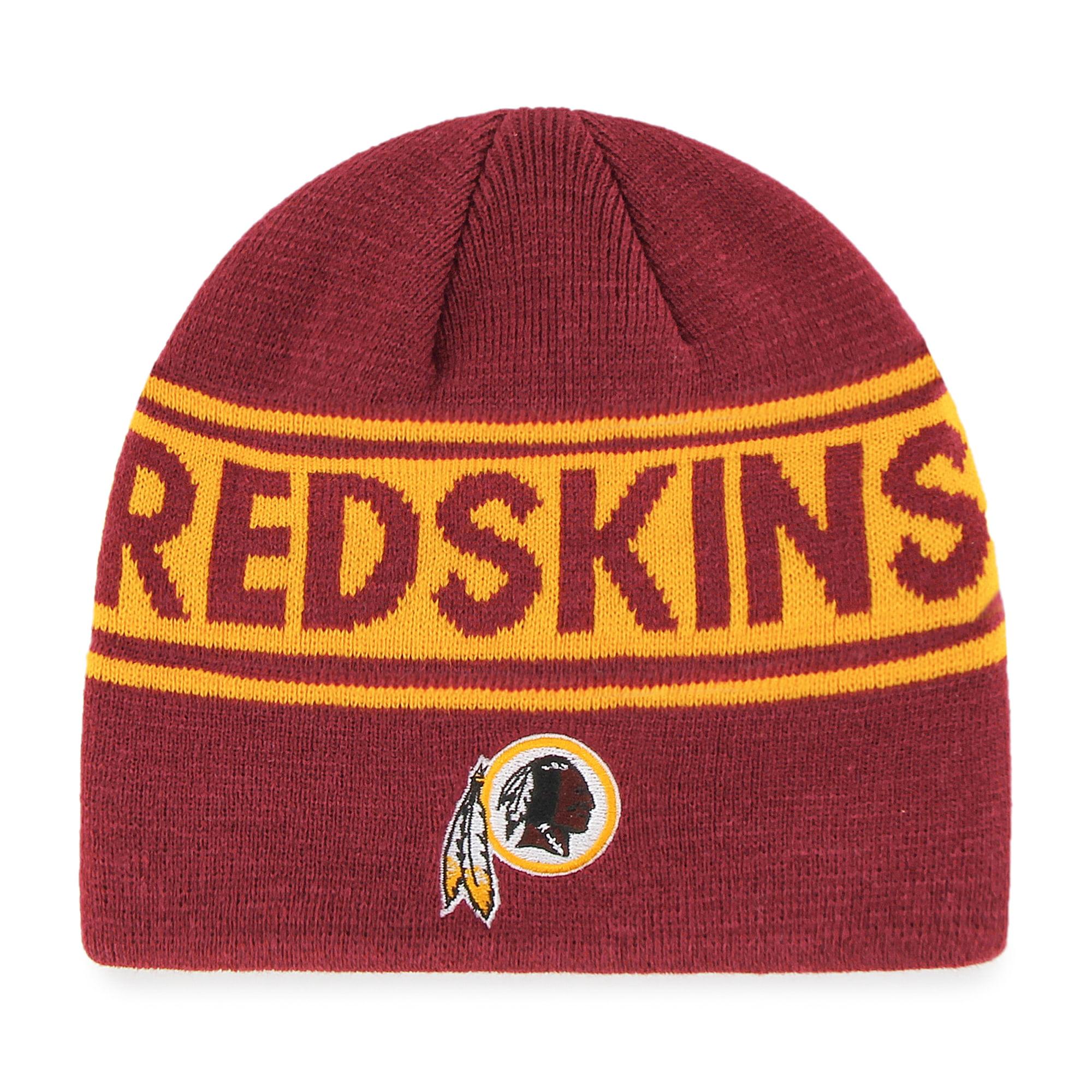 NFL Washington Redskins Bonneville Knit Beanie by Fan Favorite