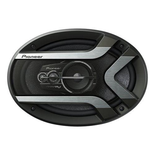 """Pioneer TS-975M 6"""" x 9"""" 4-Way 400W Speakers  (Pair of Speakers)"""