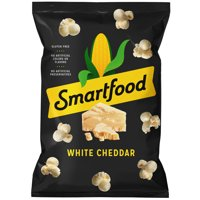 Smartfood Popcorn White Cheddar Cheese Flavored Popcorn, 1.5 oz Bag