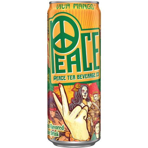Peace Tea Viva Mango Juice Drink, 23 fl