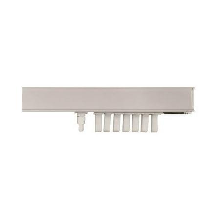 Designers Touch Vertical Blind Steel Headrail Walmart Com