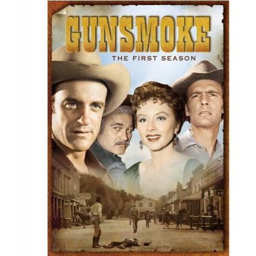 Gunsmoke: The First Season (Full Frame)