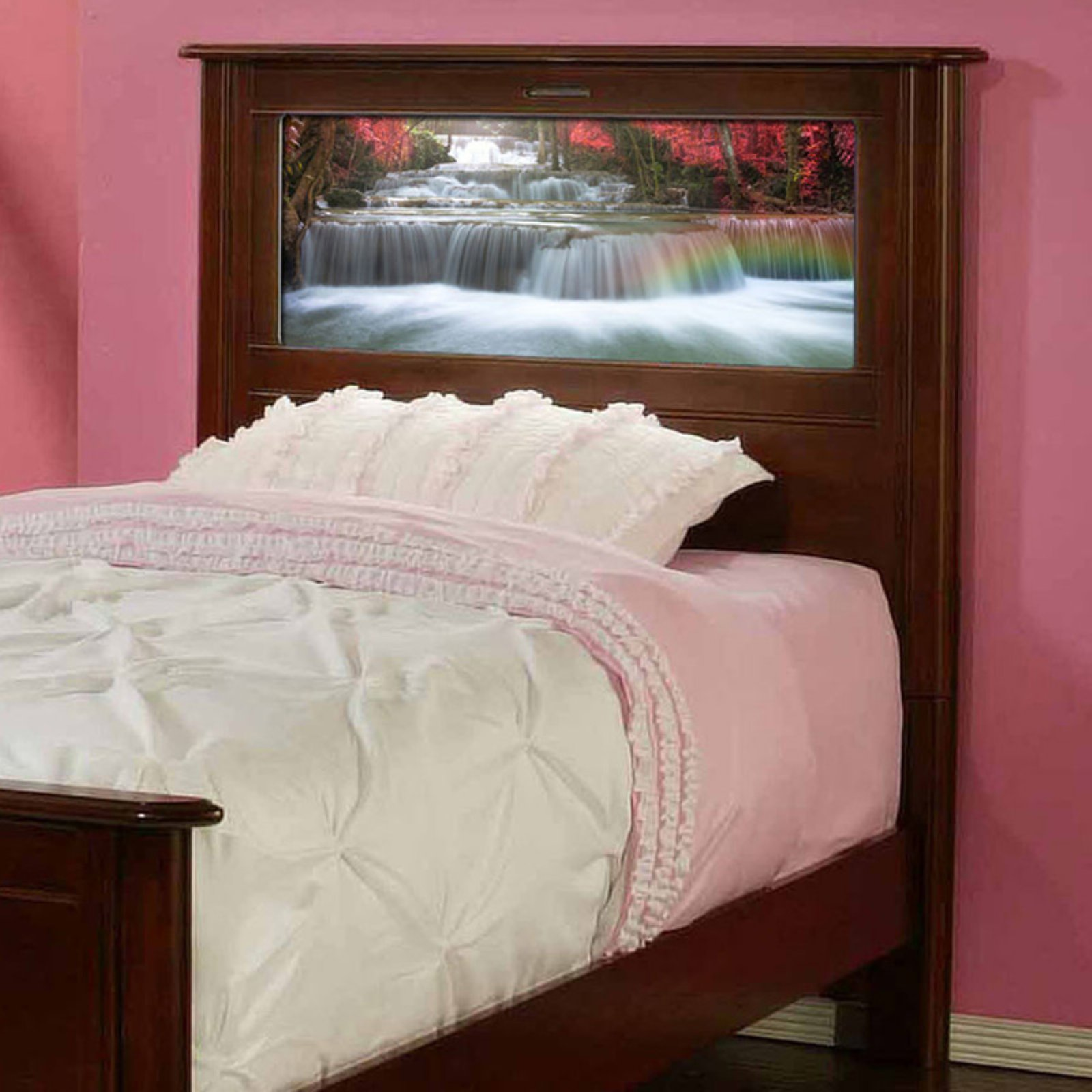 Lightheaded Beds Riviera Bed, Cherry, 20197