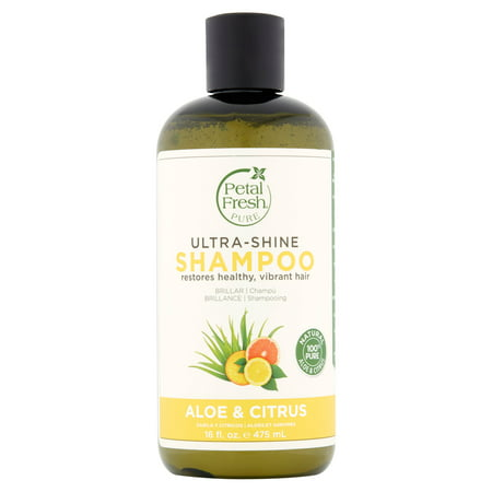 Petal Fresh Pure Aloe & Citrus Ultra-Shine Shampoo, 16 fl oz