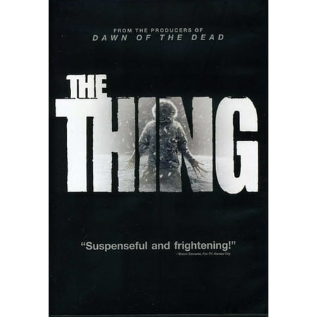 The Thing (DVD) - Thing 1 And Thing 2 Iron On