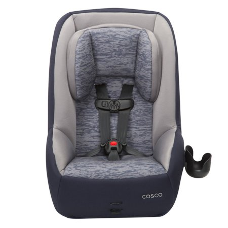 Cosco Mighty Fit 65 Dx Lbs Max Convertible Car Seat Heather Navy Cc173eef