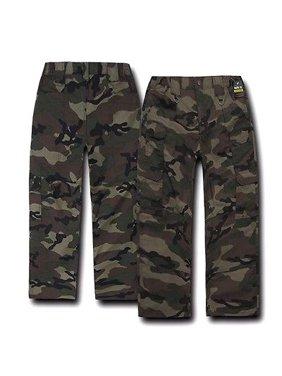 0b43dc46 Woodland Camo Cargo Military BDU Ripstop Utility Tactical Uniform Pants 16  SIZES-30 X 30