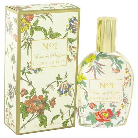Laura Ashley Laura Ashley No. 1 Eau De Parfum Spray for Women 3.4 oz