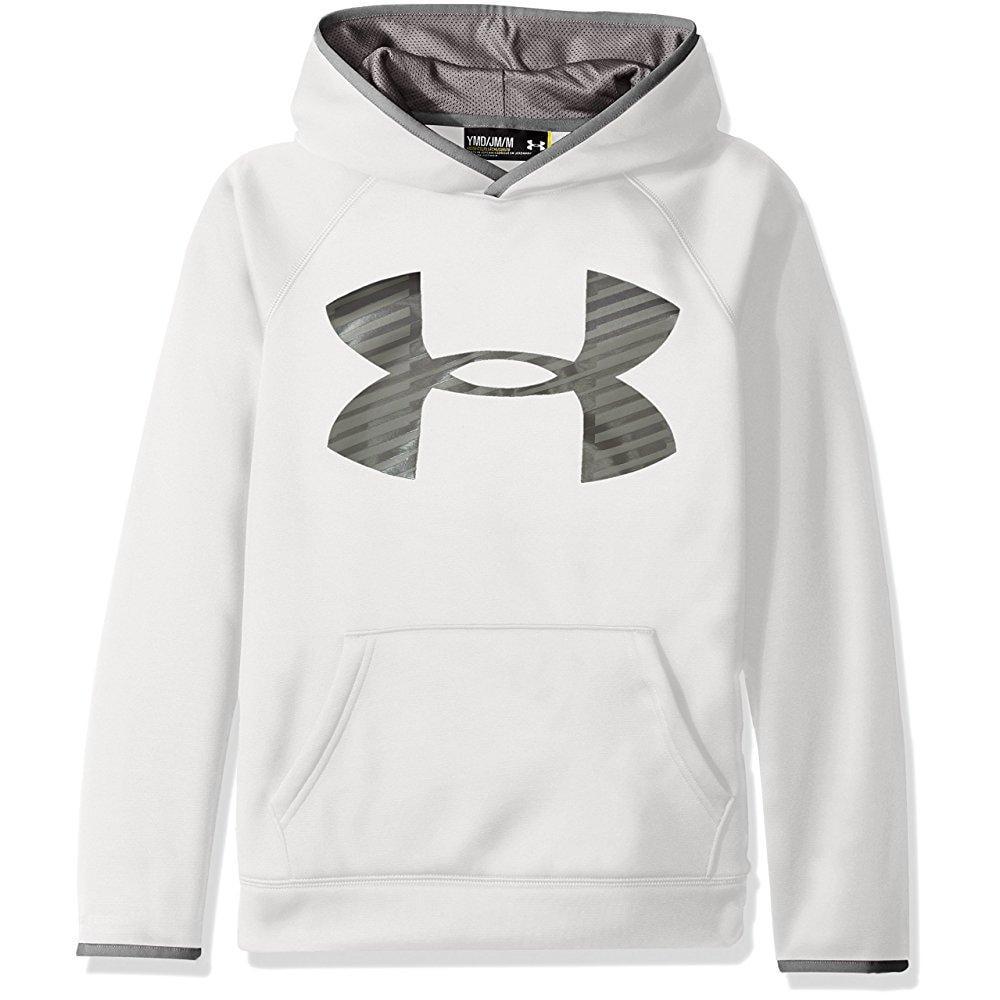 Under Armour boys' storm armour fleece highlight big logo...