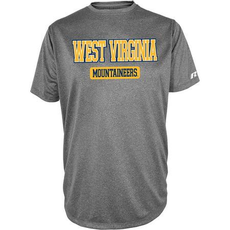 - Russell NCAA  West Virginia Mountaineers, Men's Impact T-Shirt