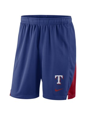 Texas Rangers Nike Franchise Performance Shorts - Royal