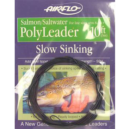 Image of Airflo Fishing Salmon PolyLeader Slow Sink