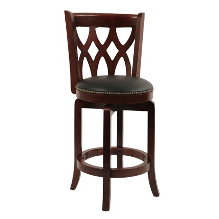 Boraam 24 Quot Cathedral Swivel Counter Stool Multiple