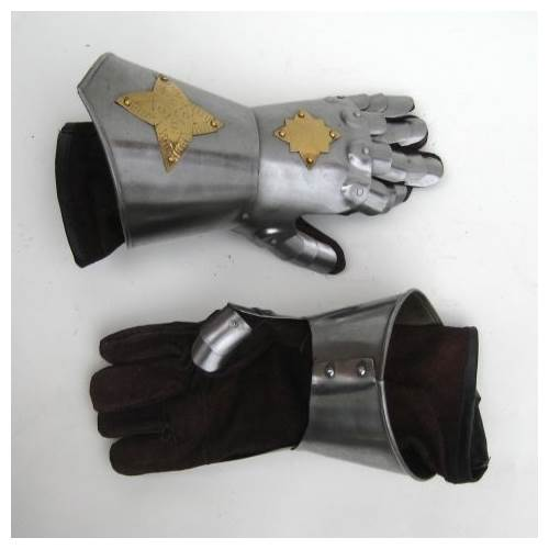 Gauntlet Glove Pair
