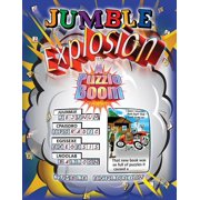 Jumble® Explosion : A Puzzle Boom