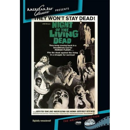 Night of the Living Dead (DVD) - Halloween Night 2017 Online