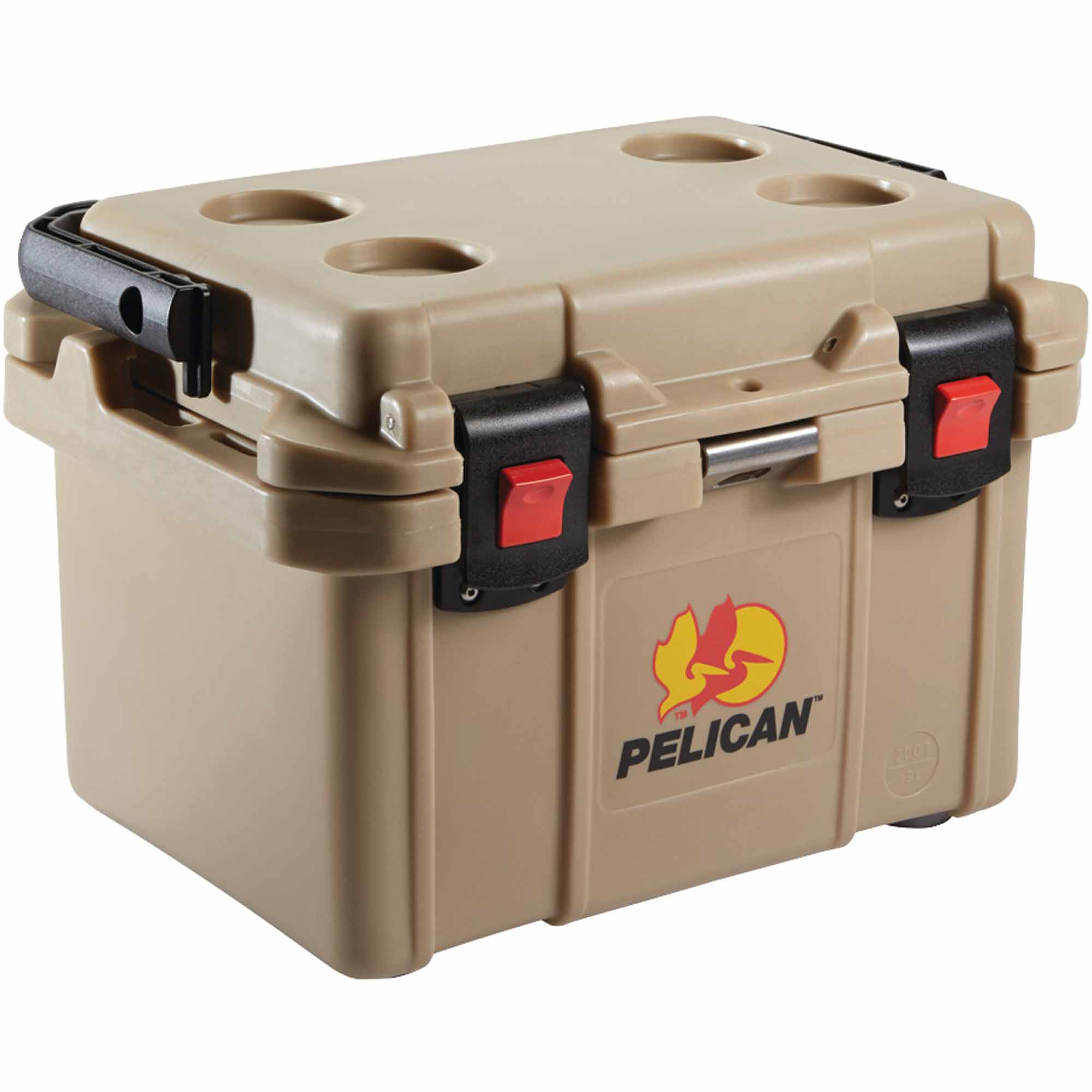 Pelican 20-Quart Elite Cooler, Tan