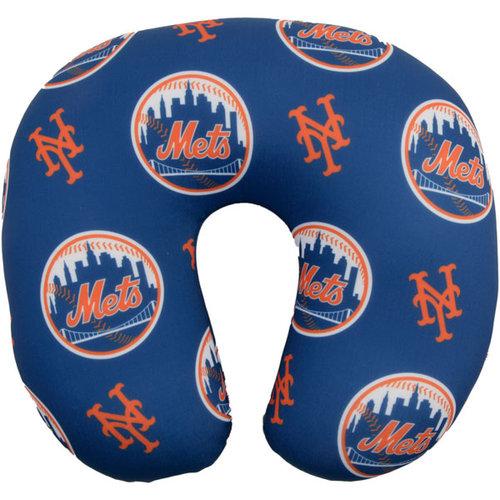 Mets  Beaded Neck Pillow