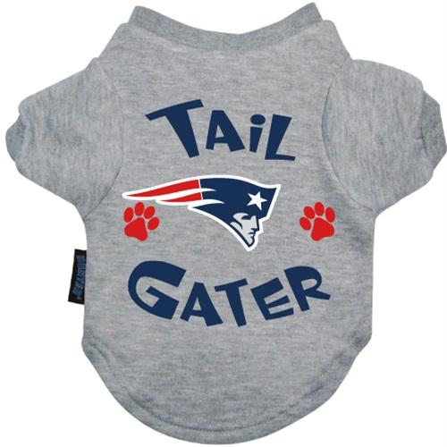 New England Patriots Tail Gater Tee Shirt - Small