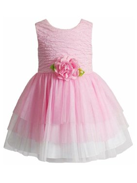 d2154ab31a5 Product Image Youngland Toddler Girls Sleeveless Pink Easter Ballerina Tutu  Dress