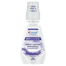Mouthwash: Crest 3D White Brilliance