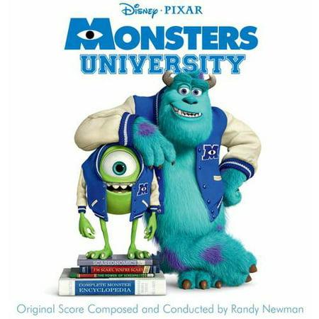 Monsters University (OSC) - Halloween Cd Monster Mash