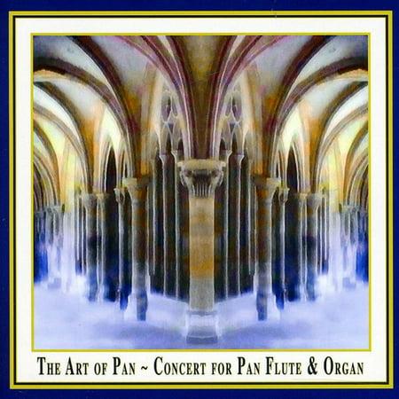 Watjen Concert Organ - Art of Pan: Concert for Pan Flute & Organ