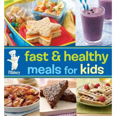Pillsbury Fast & Healthy Meals for Kids - eBook (Halloween Pillsbury)
