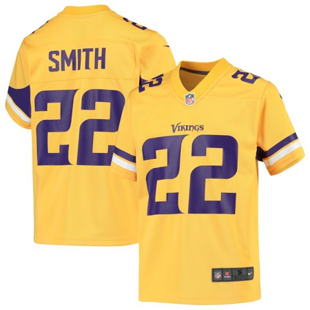 online retailer e6dcf a230c Harrison Smith Minnesota Vikings Nike Youth Inverted Game ...