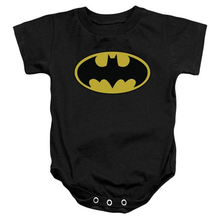 Classic Logo Unisex Baby - Batman Onsie
