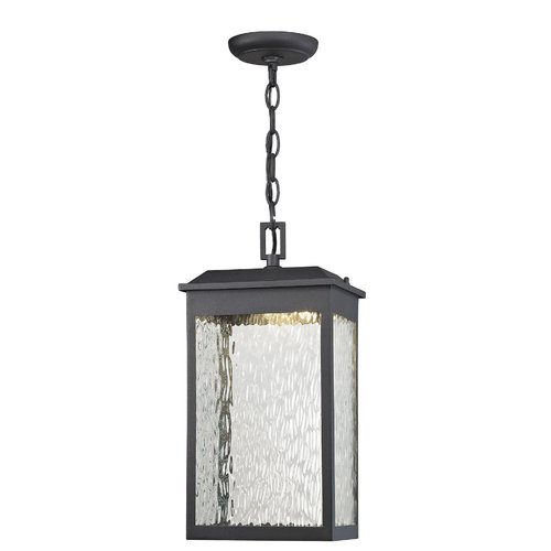 Darby Home Co Alyn 1-Light Outdoor Hanging Lantern by