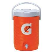 GATORADE 49200-09 Beverage Cooler,3 gal.,Orange