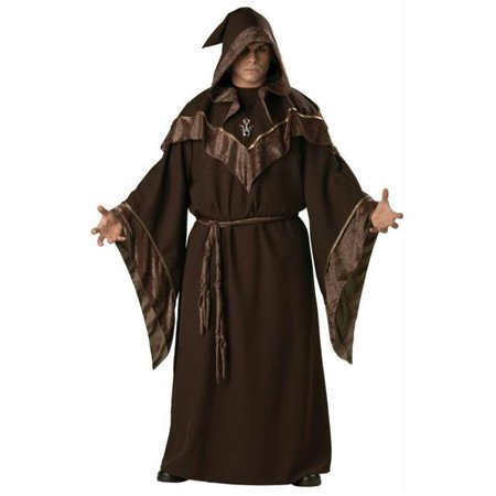 Costumes For All Occasions Ic5407Xxl Mystic Sorcerer Adult Xxl