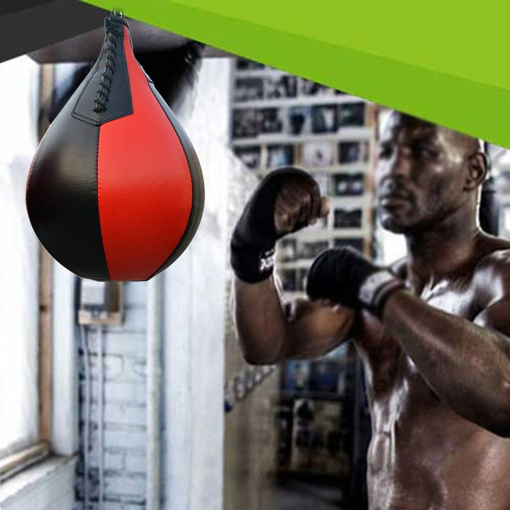 Screws Training Duable Boxing Speed Bag Swivel Pear Punching Ball Base Hook