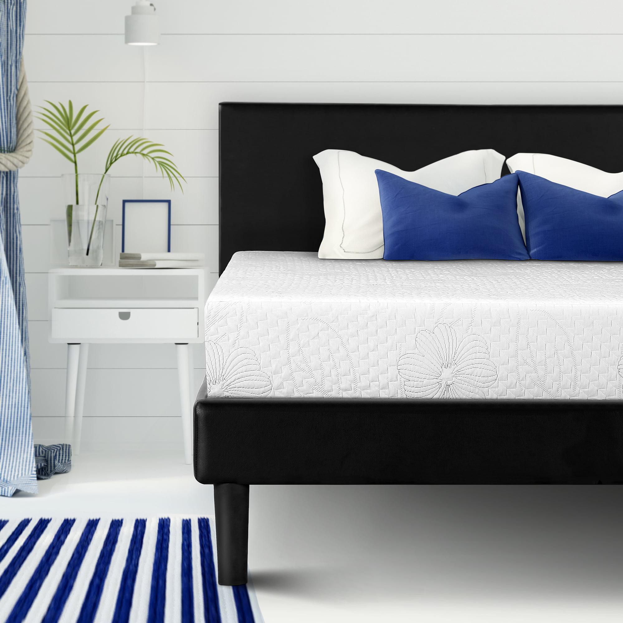 "GranRest 6"" Saturn Comfort Memory Foam Mattress Mattress-in-a-Box"