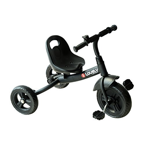 Qaba Easy Ride Indoor/Outdoor Toddler Trike Activity Tricycle