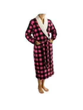 0a48408c0b Product Image DF by Dearfoams - Women s Plush Fleece Robe