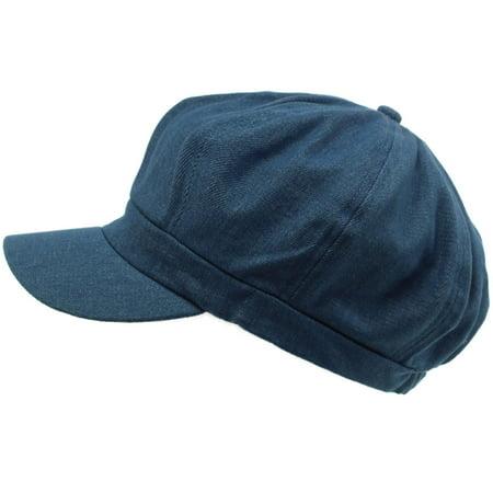 Summer 100% Cotton Plain Blank 8 Panel Newsboy Gatsby Apple Cabbie Cap Hat New Corduroy Newsboy Cap