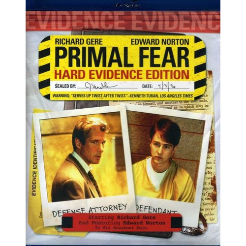 Primal Fear (Blu-ray) (Widescreen)