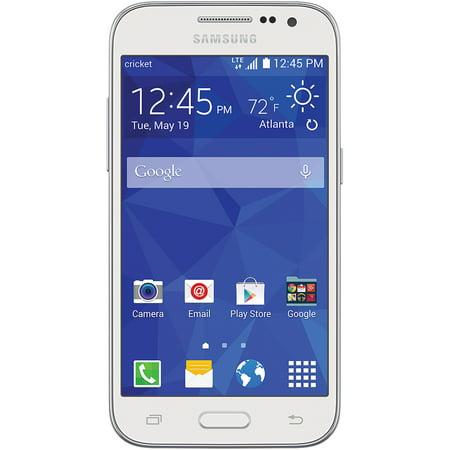 Cricket Wireless Samsung Galaxy Core Prime Prepaid Smartphone
