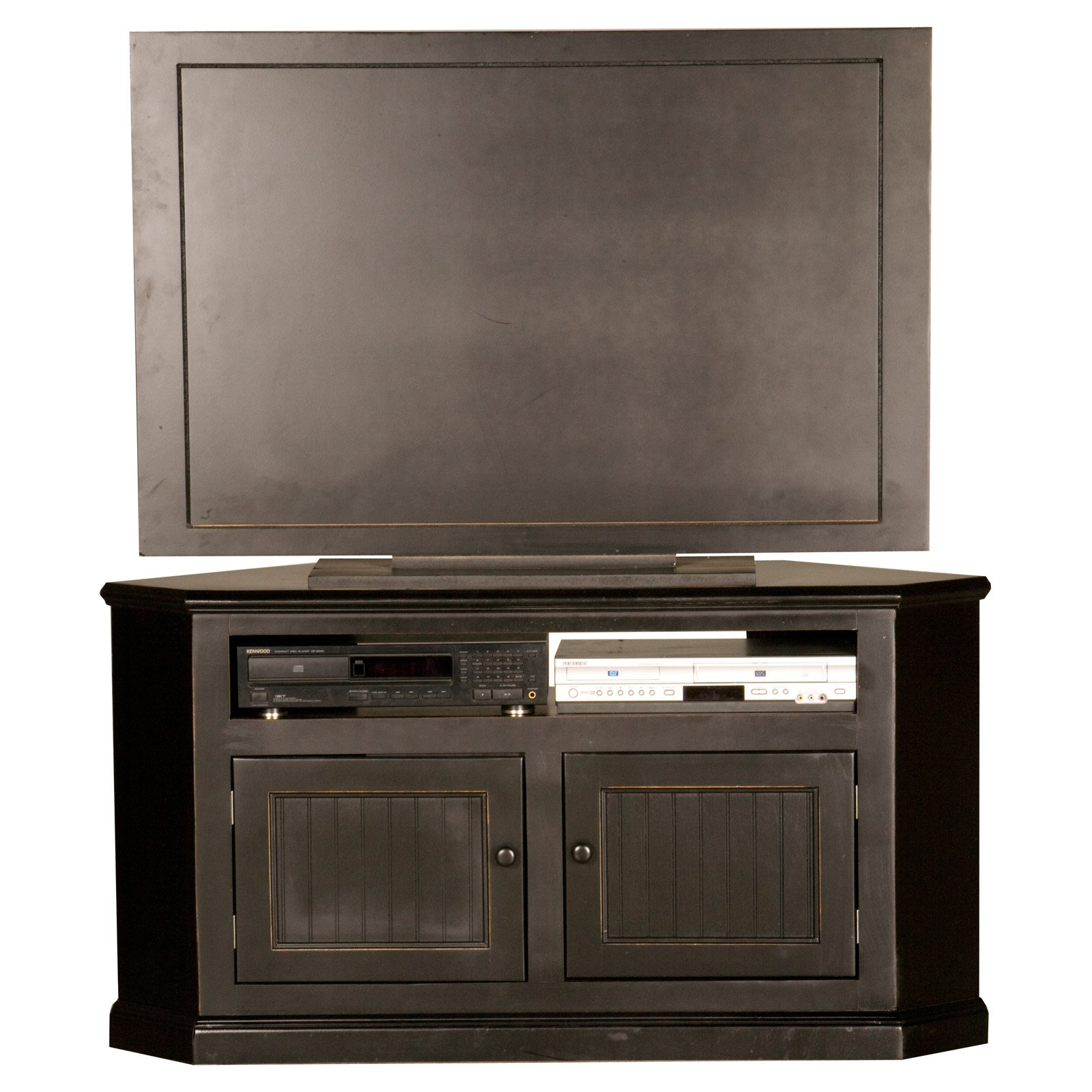 Eagle Furniture Coastal 50 in. Corner TV Stand