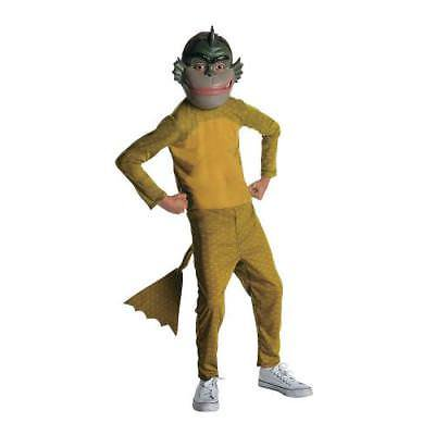 IN-13596218 Monster Vs Aliens Missing Link Boys Halloween Costume MEDIUM