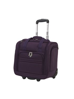 """Tprc 16"""" Rolling Underseat Carry-on Luggage"""