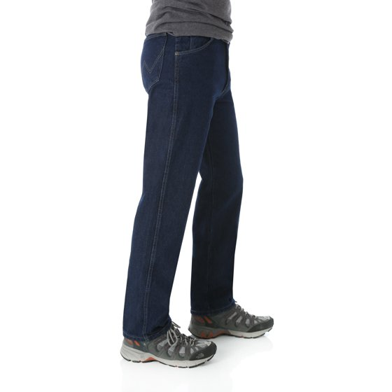 8081d7a1 ... Wrangler Classic Fit Jeans and see why so many men love theirs! Country  of Origin: United States