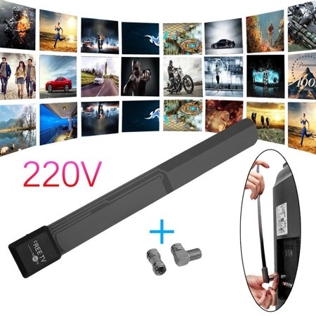 Clear TV Key HDTV FREE TV Digita l Indoor Antenna Ditch Cable As Seen on
