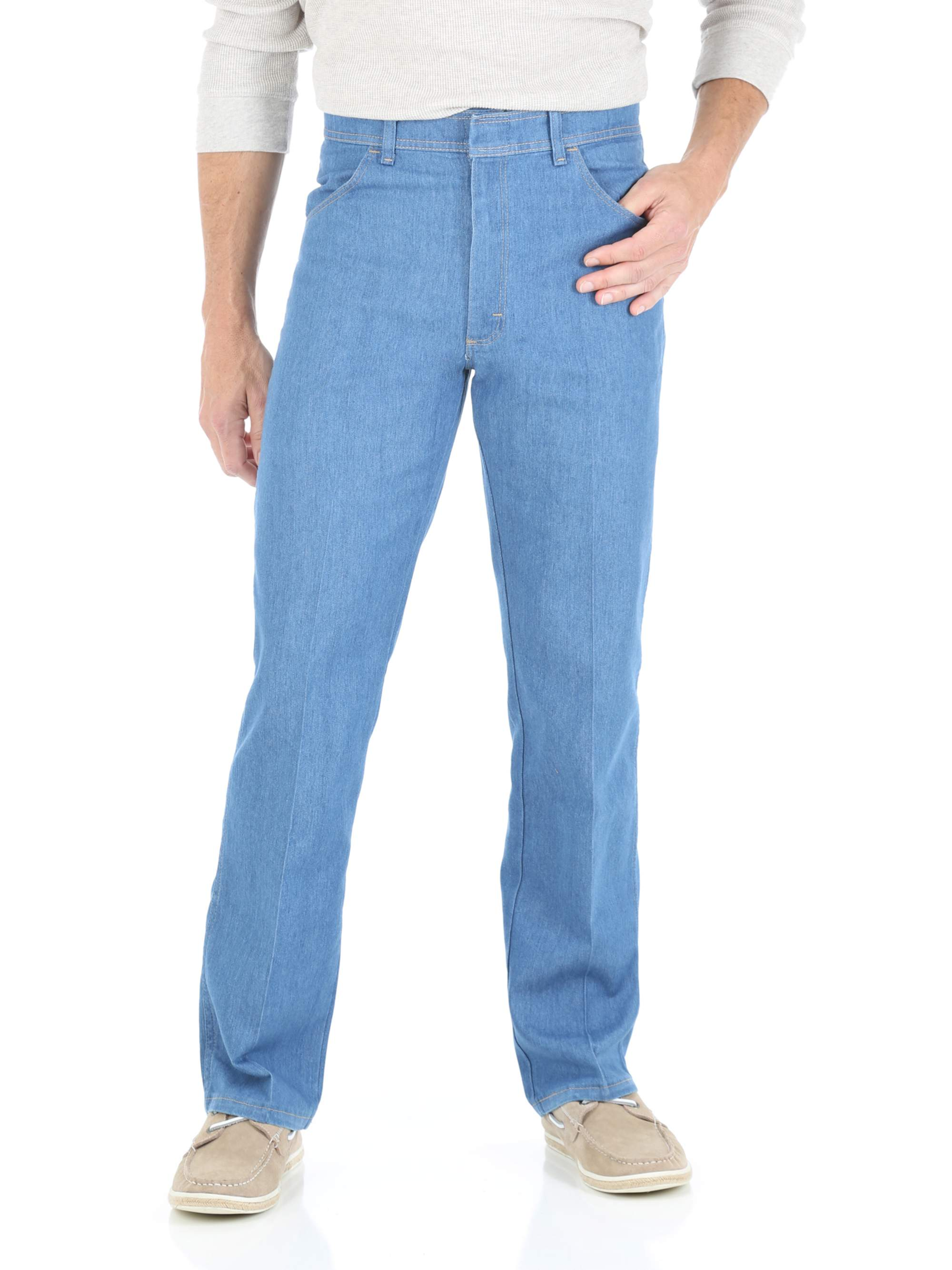 Hero - Men's Stretch Jeans with Flex-Fit Waist