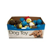 Bulk Buys DI339-48 Animal Characters Dog Squeak Toys