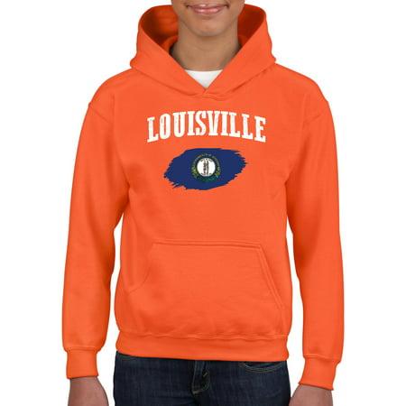 Louisville Kentucky Youth Hoodies Sweater