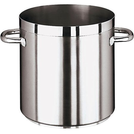 Paderno World Cuisine Grand Gourmet #1100 Stock Pot, 17.5 Qt, Stainless Steel, (Grand Jane Pot)