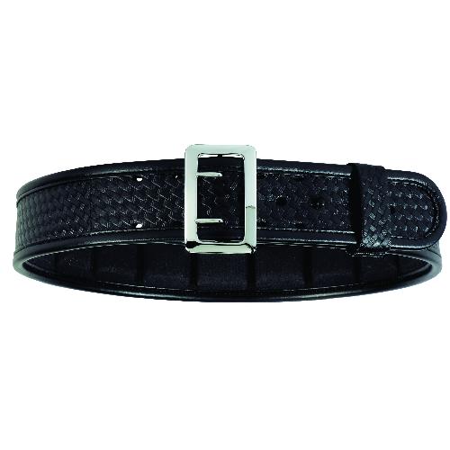 Bianchi 7965 BSK Black Ergotek Sam Browne Belt with Brass...